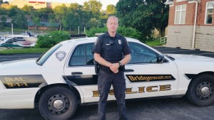 Josh Krizan Full Time Officer